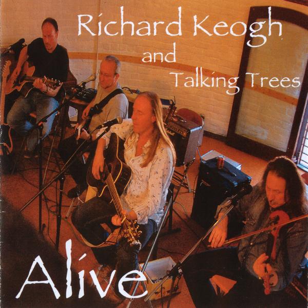 alive album richard keogh music