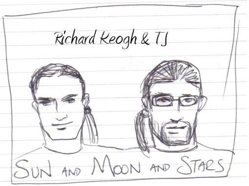 sun moon stars richard keogh music