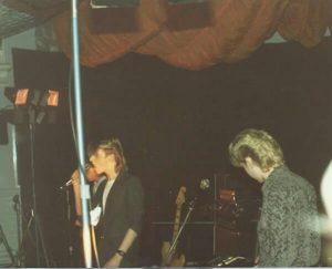 dark edge band gig 2