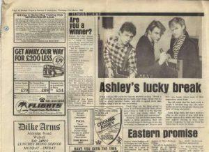 ashleys lucky break richard keogh music