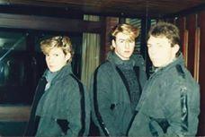 early dark edge music band