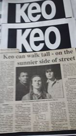 keo music band feature newspaper