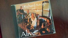 richard keogh talking trees alive music album