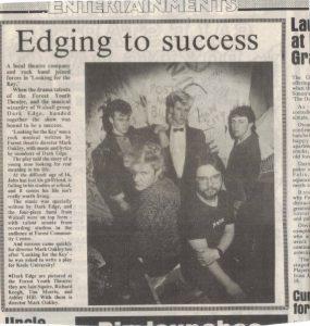 dark edge success