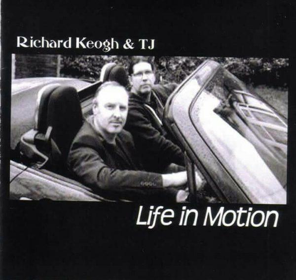 life in motion album richard keogh music